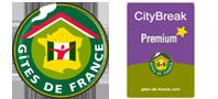 Gîtes de France - City Break Premium
